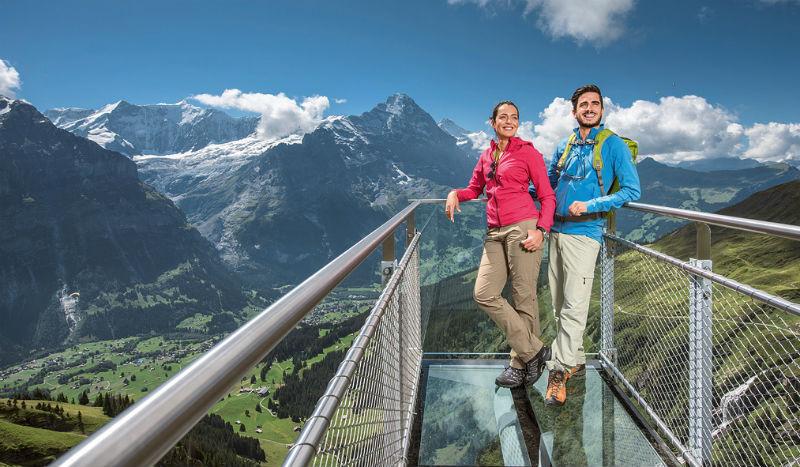 Grindelwald First - Switzerland Information Center - Swiss Info